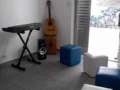 2º Andar - Sala da Oficina de Música
